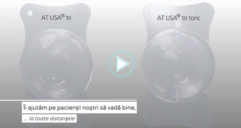 Cristalin multifocal ATLisa tri - Carl Zeiss Meditec